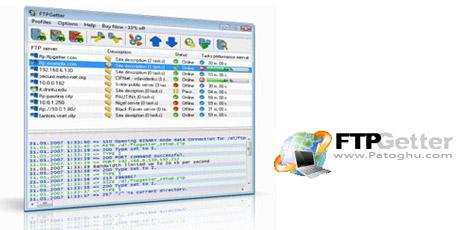 دانلود نرم افزار FTPGetter